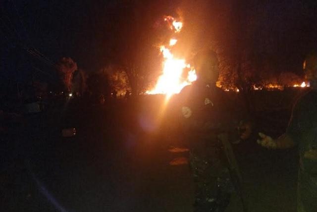 Suman 66 muertos y 76 heridos por explosión de toma en Hidalgo