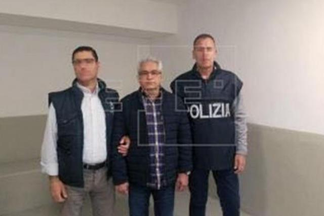 Italia extradita a EU a Tomás Yarrington, ex gobernador de Tamaulipas