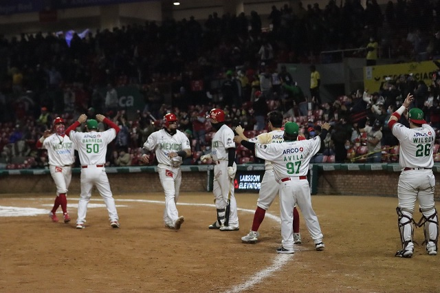 Serie del Caribe: en extra innings, México consigue su pase a Semifinales