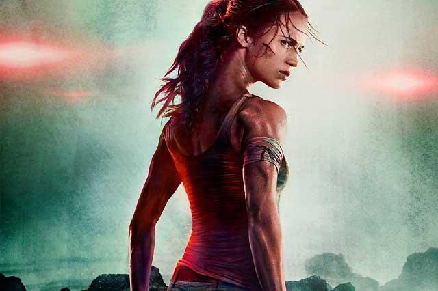 Revelado el primer poster de la película de Tomb Raider