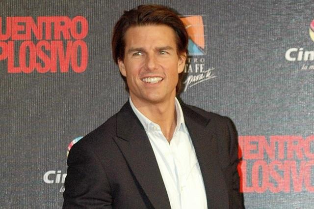 ¿Tom Cruise quiere ser presidente de Estados Unidos?