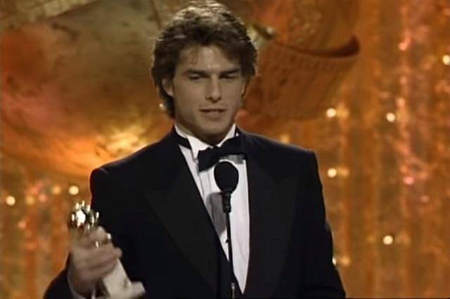 Tom Cruise regresa sus Globos de Oro en forma de protesta