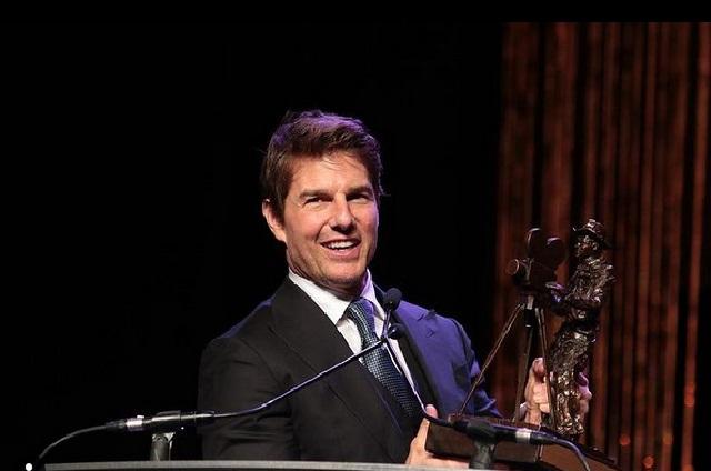 Foto Instagram Tom Cruise