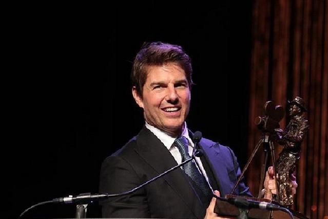 Foto / Instagram / Tom Cruise