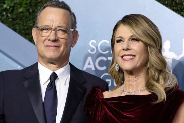 Video: Tom Hanks reaparece en televisión tras superar el coronavirus