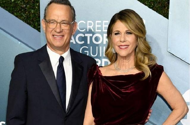 Coronavirus: Tom Hanks y Rita Wilson ya fueron dados de alta