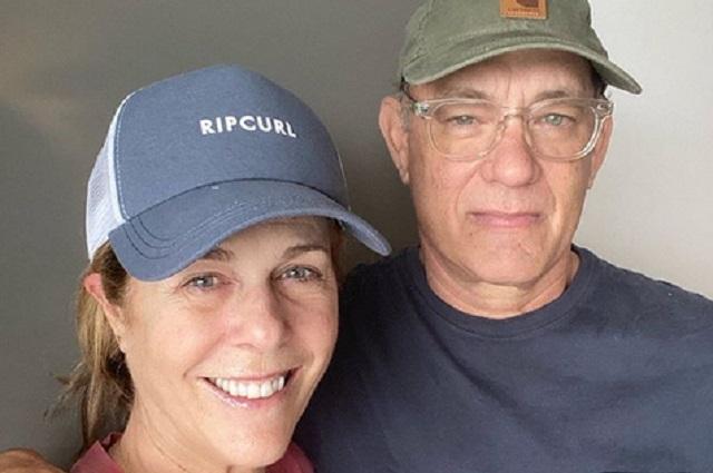 Tom Hanks y su esposa Rita Wilson presumen su ciudadanía griega