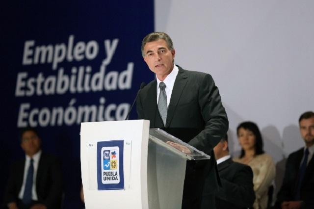 No existe una alerta para visitar  Puebla: embajada alemana