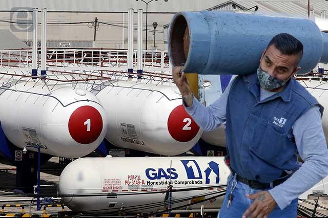 Ya sufren gaseros comisionistas de Puebla por topes a precios