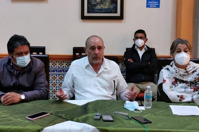 Cuestiona Antorcha presupuesto y Ley Barbosa sobre municipios