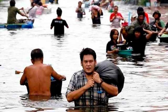 Tormenta Dianmu deja 6 muertos e inundaciones en Filipinas