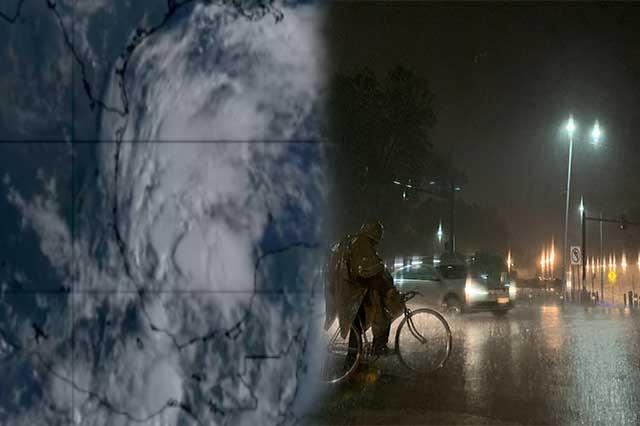 Tormenta Nicholas provocará fuertes lluvias en gran parte del país