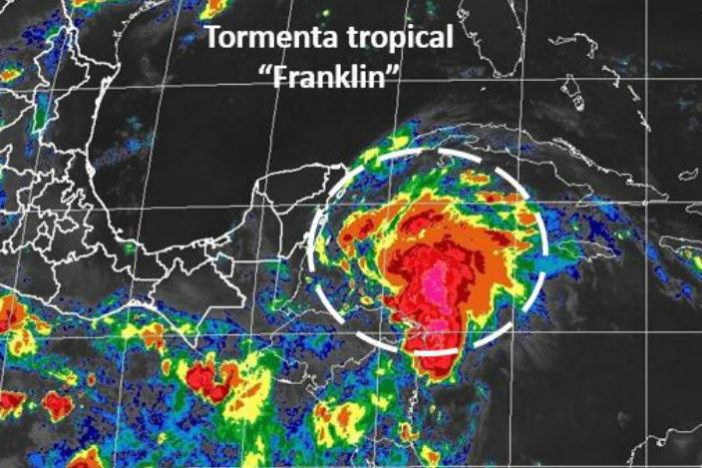 La tormenta tropical