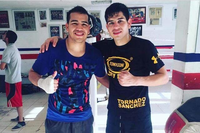 Muere boxeador David Tornado Sánchez en aparatoso accidente