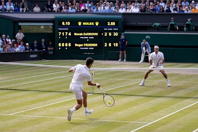 El enigmático torneo de Wimbledon va con aforo reducido