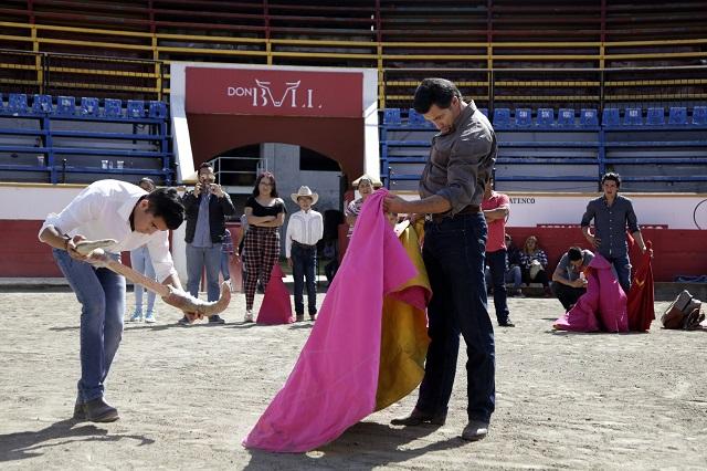 Retomará Congreso debate sobre tauromaquia en Puebla