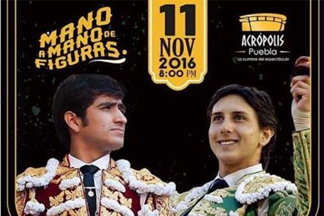 Presentan cartel inaugural de Toros en el Centro de Espectáculos Acrópolis