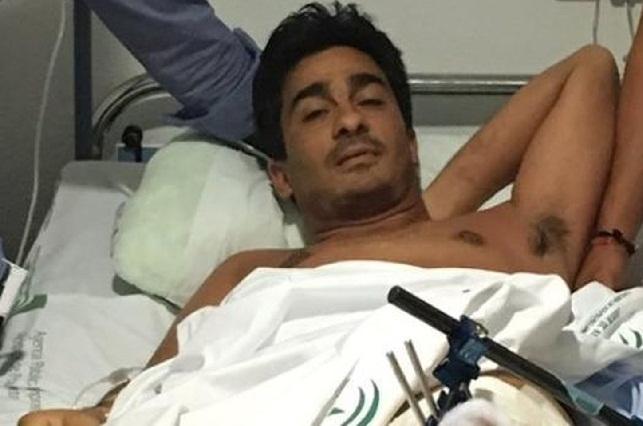 Amputan pierna a banderillero José Manuel Soto tras terrible cornada