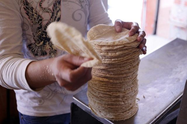 Hasta 19 pesos por kilo de tortilla detecta Profeco en Puebla