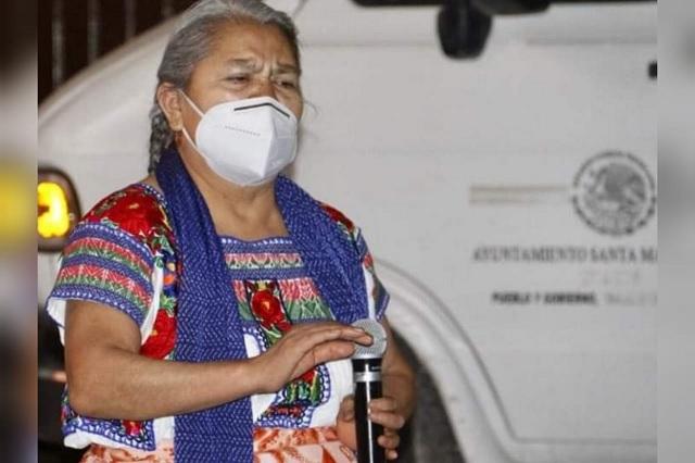 Estrenan metraje en homenaje a las mujeres de Santa María Coapan