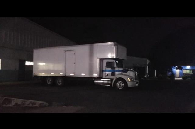 Recuperan vehículos robados en Huejotzingo