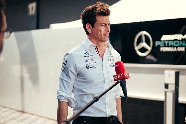 Wolff desea restaurar relación con RB 'por el bien de la F1'