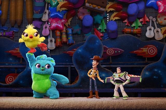 Toy Story 4 vence a Avengers: endgame y es la más vista en México