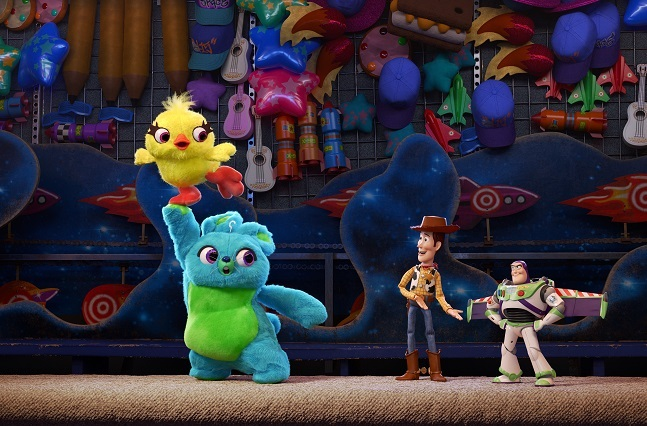 Toy Story 4 rompe récord de taquilla y hace historia
