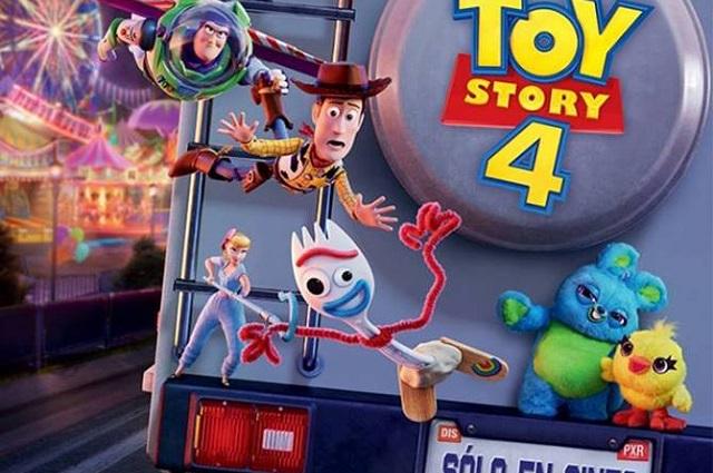 ¿Qué querido juguete extrañan en póster de Toy Story 4?