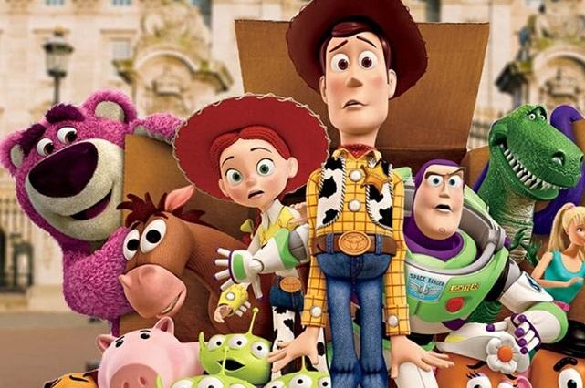 ¿Cuándo salen tres películas de Toy Story de Netflix?