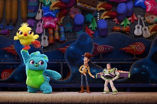 Lanzan otro teaser de Toy Story 4 con 2 juguetes irreverentes