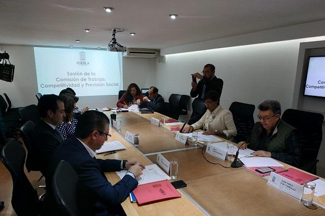 Aprueban planes de trabajo de otras dos comisiones legislativas