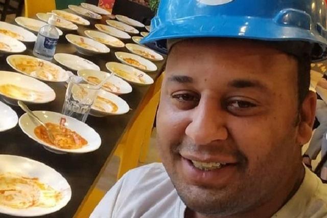 Hombre va a buffet, se come 15 platos con pasta, pide 8 más y lo corren