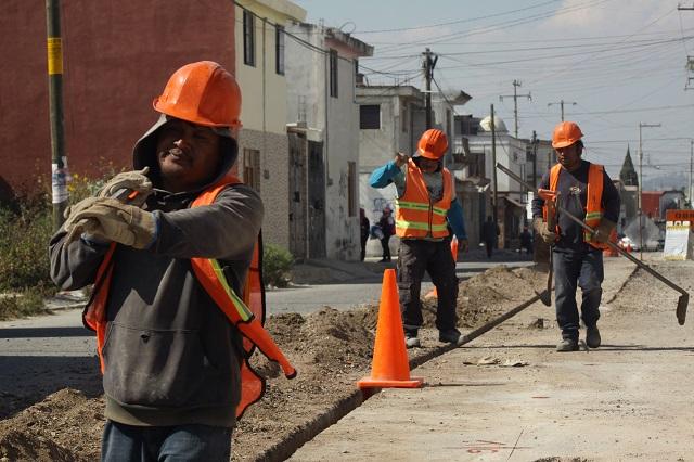 Sin prestaciones, 7 de cada 10 empleados en Puebla, en 2019