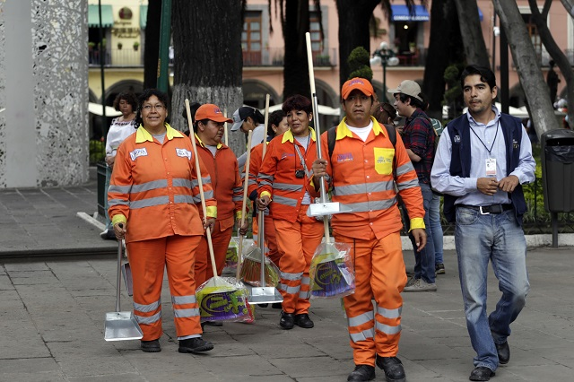 Naranjitas se sumarán al paro del lunes  #El9NadieSeMueve
