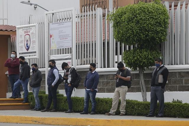 Tuvo Puebla en abril la peor caída industrial del país