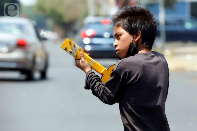 Prolifera en calles de Tehuacán la explotación infantil