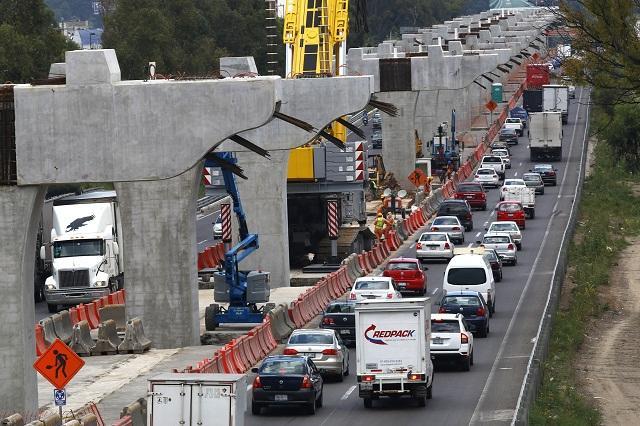 Pagará la federación el 40% del Segundo Piso de la Autopista