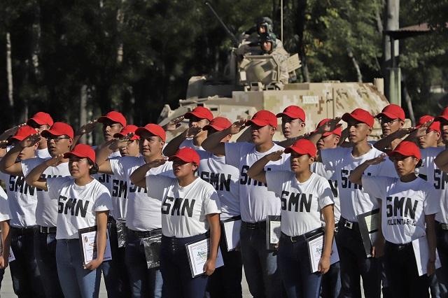 ¿En qué trabajos exigen la Cartilla Militar?