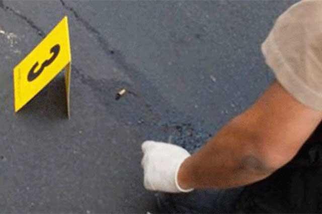 En Cancún, atacan a balazos a una pareja que bajaba de un taxi