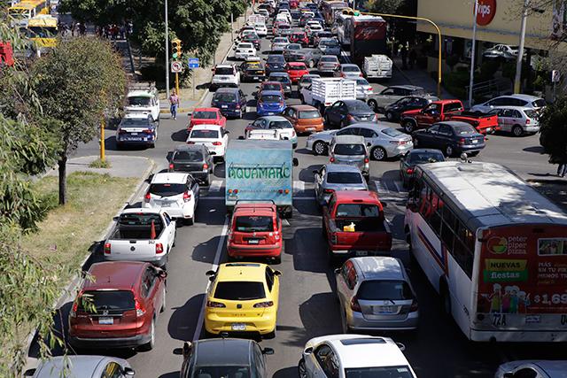 Pierde Puebla 5 mil mdp por no tener plan óptimo de movilidad
