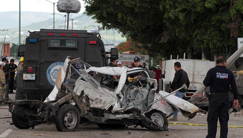Tráiler se queda sin frenos en la Panamericana y deja un saldo de 7 muertos