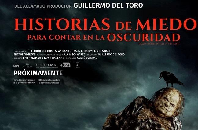 ¿Ya viste el trailer de Historias de miedo para contar en la oscuridad?