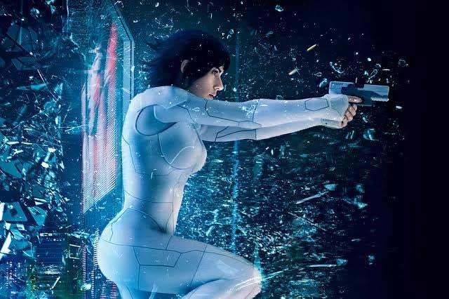 Revelan detalles del traje de Scarlett Johansson para Ghost in the Shell