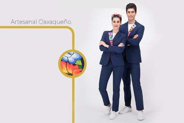 Diseño oaxaqueño vestirá a México en los Juegos Olímpicos