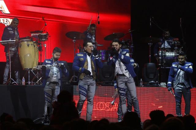 Suspenden concierto de Trakalosa de Monterrey en la Arena CDMX