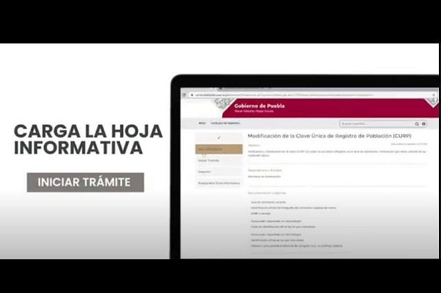Habilita gobierno trámites digitales para empresas de Puebla