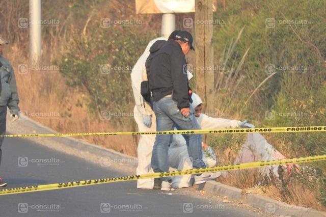 Estrangularon a los 4 hombres abandonados en Clavijero