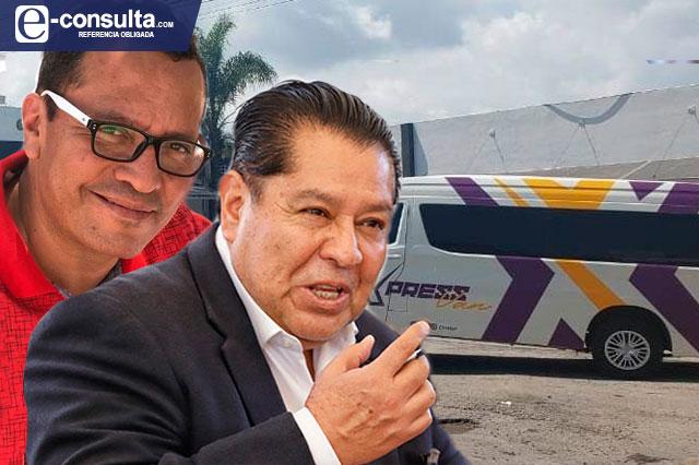 Captan a hermano de funcionario de Tehuacán usurpando funciones de vialidad