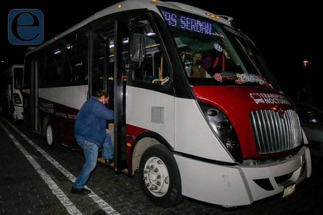 Transporte público debe ser apto para discapacitados: Va por Puebla